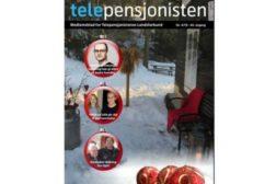 Har du en historie å dele med medlemsbladet Telepensjonisten?
