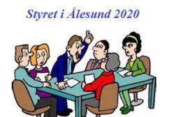 Styret i Ålesund 2020