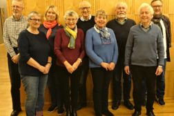 Nytt styre er valgt i Telepensjonistene Bergen og Hordaland.