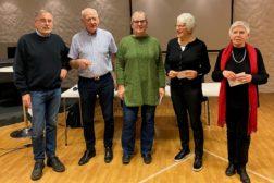 Årsmøtet 2020 i Telepensjonistene Bergen og Hordaland ble avholdt 11. februar.