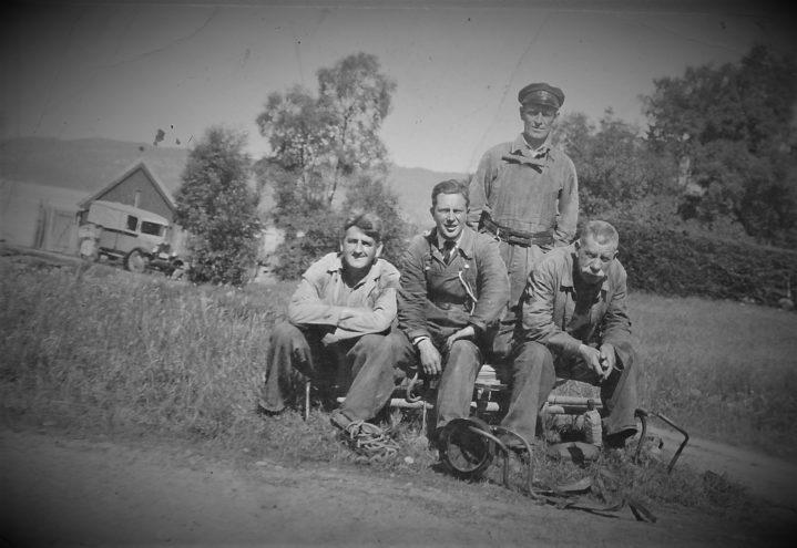Bergen Telefonkompagni og rikstelefonen.