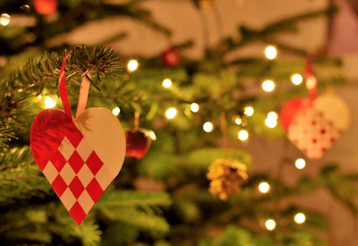 Jule- og nyttårs-hilsen