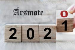 Årsmøtet 2021 kan ikke gjennomføres på vanlig måte