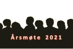 Valgt på Årsmøte 14. februar 2021