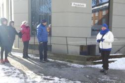 Byvandring – veitene rundt det gamle Torvet i Trondheim