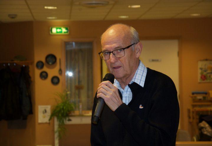 Styret i Molde Telepensjonistforening i 2021