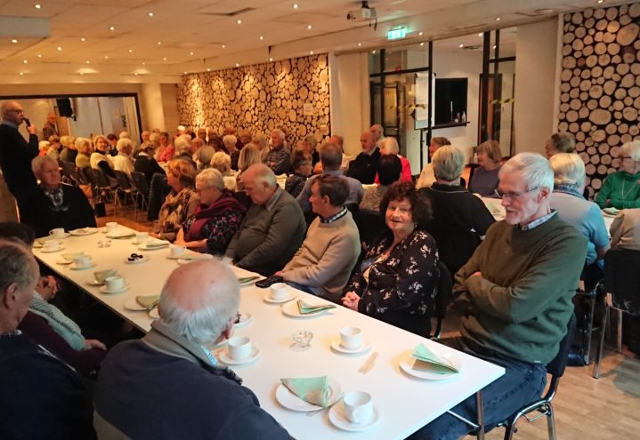 Første medlemsmøte etter korona-nedstengningen er avholdt.