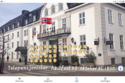 SAN-HØSTFEST PÅ ATLANTIC HOTEL KLOKKEN 1800 INNGANG FRA STOCKFLETSGT.